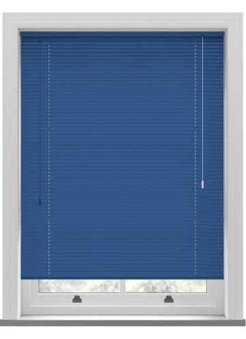 Venetian Blinds Turin 25mm Classic Blue