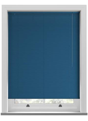 Venetian Blinds Turin 25mm Cobalt Blue