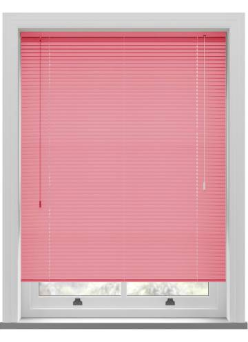 Venetian Blinds Turin 25mm Coral Pink