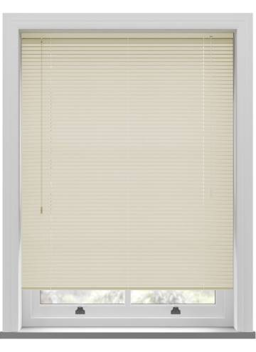 Venetian Blinds Turin 25mm Dairy Cream