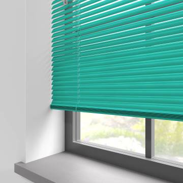 Venetian Blinds Turin 25mm Emerald Green