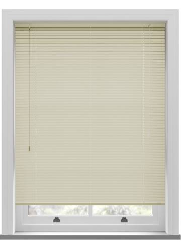 Venetian Blinds Turin 25mm Gloss Cream