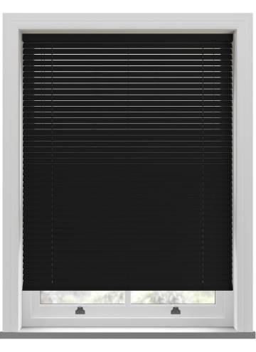 Venetian Blinds Turin 25mm Jet Black