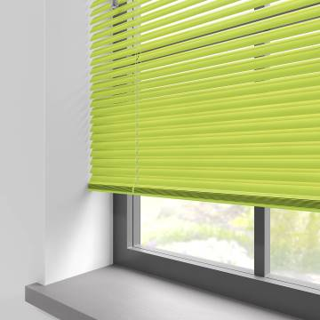 Venetian Blinds Turin 25mm Lime Green
