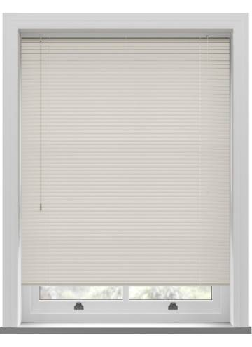 Venetian Blinds Turin 25mm Matt Polar white