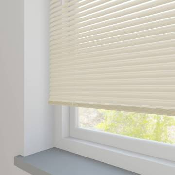 Venetian Blinds Turin 25mm Matt Rich Cream