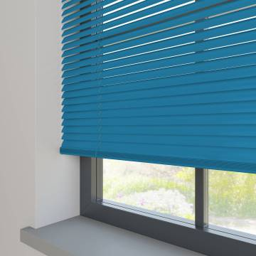 Venetian Blinds Turin 25mm Metallic Blue