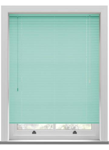 Venetian Blinds Turin 25mm Mid Green