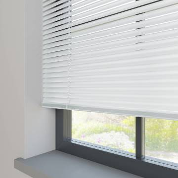 Venetian Blinds Turin 25mm Shimmer Pearl White