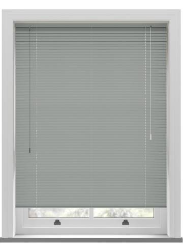 Venetian Blinds Turin 25mm Smoke Grey