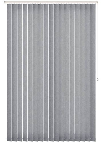 Replacement Vertical Blind Slats Umbra Blackout Denim Blue