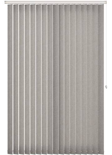 Replacement Vertical Blind Slats Umbra Blackout Graphite