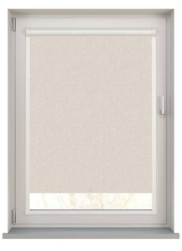 Perfect Fit Roller Blinds Umbra Blackout Pebble Grey