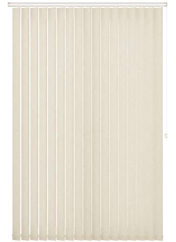 Replacement Vertical Blind Slats Umbra Cream