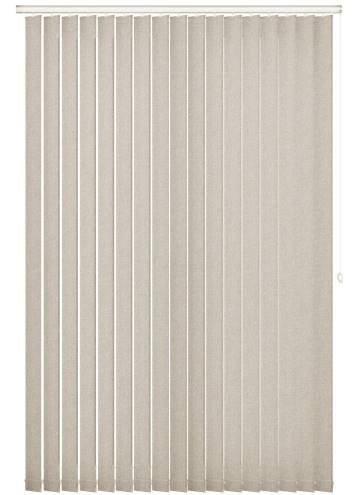 Replacement Vertical Blind Slats Umbra Pebble Grey