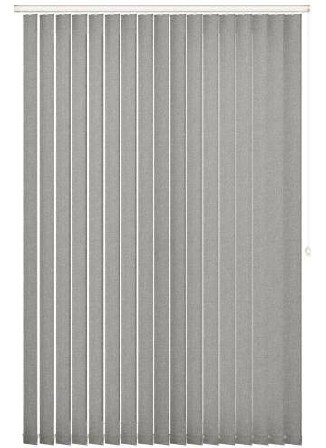 Replacement Vertical Blind Slats Umbra Shadow Grey