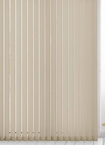 Vertical Blinds Unilux PVC Blackout Linen