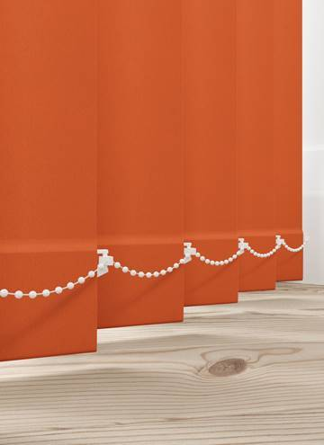 Unishade Blackout FR Rayon Orange