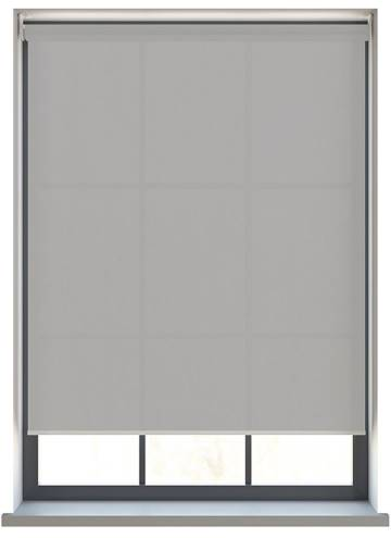 Roller Blinds Uniview 1300 Pearl Grey