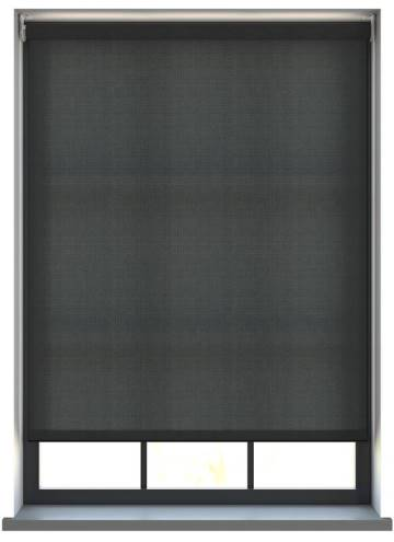 Roller Blinds Uniview 3000 Jet Black