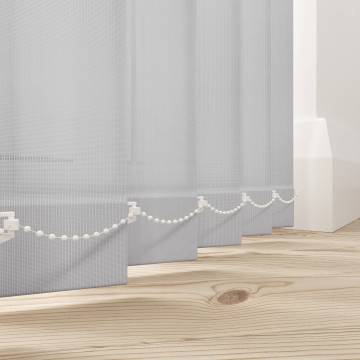 Vertical Blinds Uniview 3200 Astral Grey