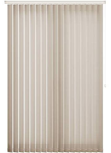 Vertical Blinds Uniview 3200 Dune Cream