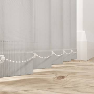 Vertical Blinds Uniview 3200 Spark White/Grey