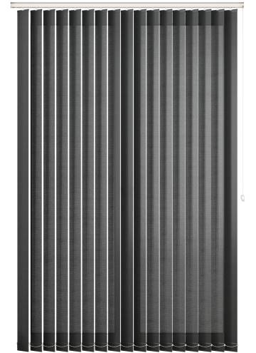 Vertical Blinds Uniview 3200 Spectre Black/Grey