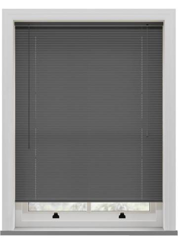 Venetian Blinds Verona Prime 15mm Dark Grey