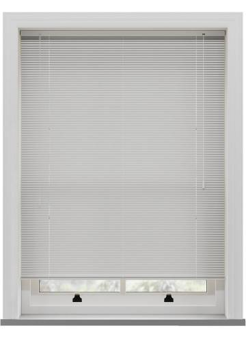 Venetian Blinds Verona Prime 15mm Light Grey