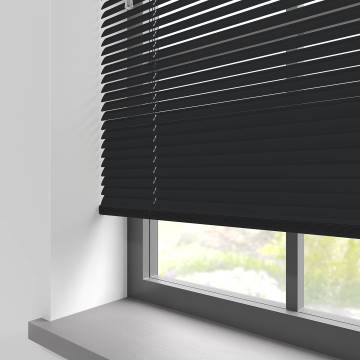 Venetian Blinds Verona Prime 25mm Black