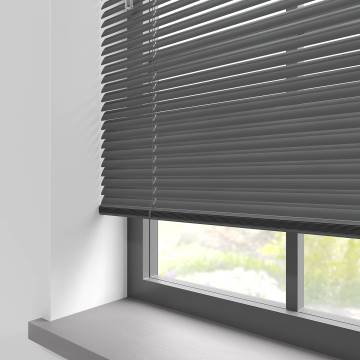 Venetian Blinds Verona Prime 25mm Dark Grey