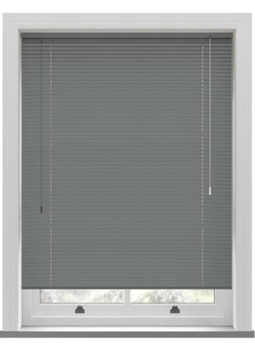 Venetian Blinds Verona Prime 25mm Grey