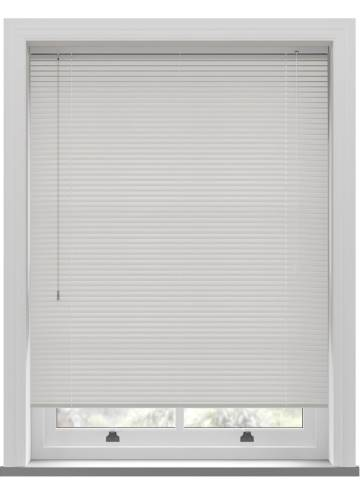 Venetian Blinds Verona Prime 25mm Matt Satin White