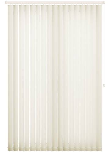 Replacement Vertical Blind Slats Vista Cream
