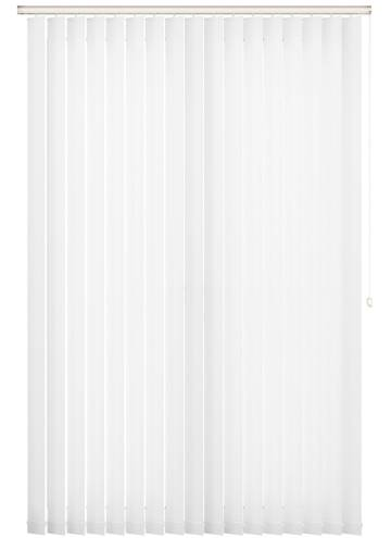 Vertical Blinds Vista White