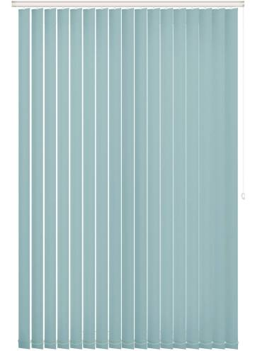 Replacement Vertical Blind Slats Vitra Blackout Aqua
