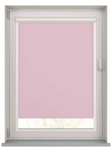 Perfect Fit Roller Blinds Vitra Blackout Bambino Pink