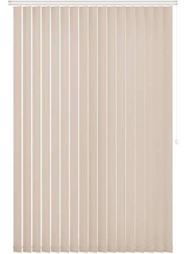 Vertical Blinds Vitra Blackout Beige