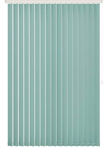 Vertical Blinds Vitra Blackout Duck Egg