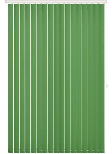 Replacement Vertical Blind Slats Vitra Blackout Lime Green