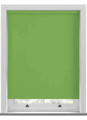 Roller Blinds Vitra Blackout Lime Green