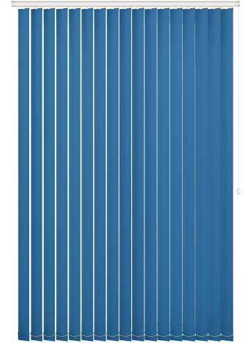 Replacement Vertical Blind Slats Vitra Blackout Royale