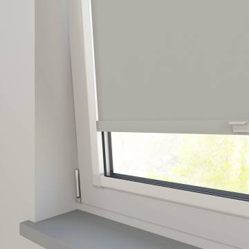 Perfect Fit Roller Blinds Vitra Blackout Vapour Grey