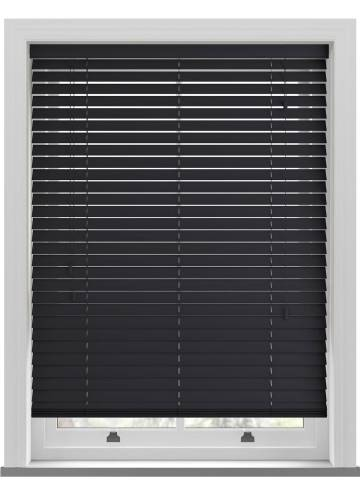 Wooden Blinds Zambezi Carbon