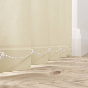 Vertical Blinds Zara Cream