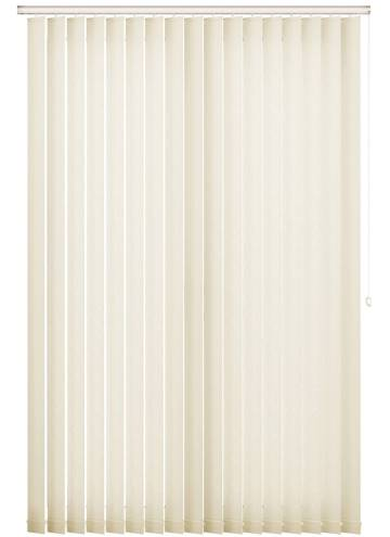 Replacement Vertical Blind Slats Zara Cream