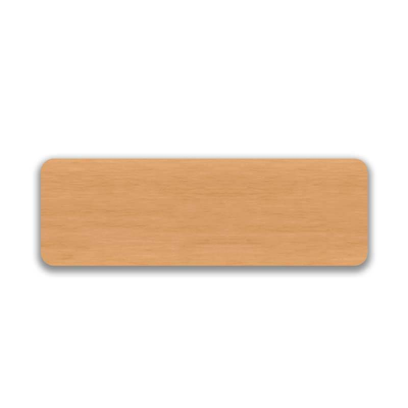 Wood Grain Effect 25mm Light Oak DC9409