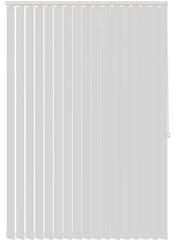 Vertical Blinds Mood FR Voile Cosmic Grey