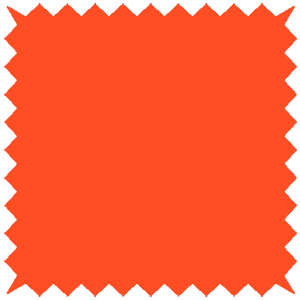 Splash Bright Orange
